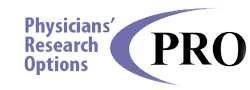 Clinical Research Trials Salt Lake City Utah | PRO Physicians' Research Options, LLC Logo